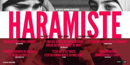 HARAMISTE (2015) de Antoine Desrosières