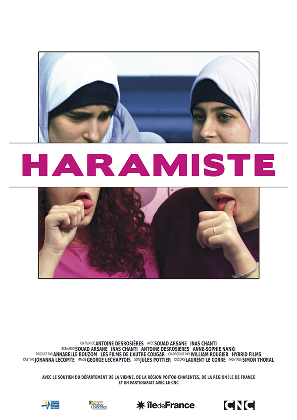 affiche cinema haramiste