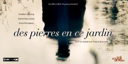 DES PIERRES EN CE JARDIN (2014) de Pascal Bonnelle