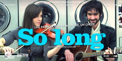 SO LONG (2014) de Bruno Mercier