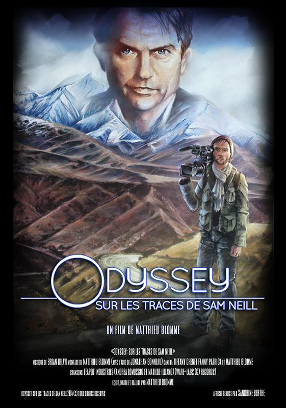 Affiche cinema odyssey