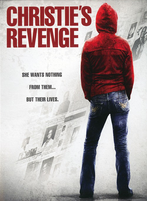 affiche cinema christies revenge