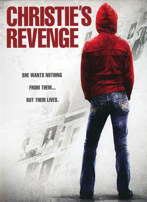 affiche cinema christies revenge