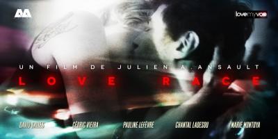 LOVE RACE (2015) de Julien A. Ansault