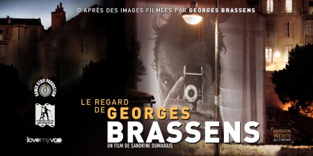 LE REGARD DE GEORGES BRASSENS (2013) de Sandrine Dumarais