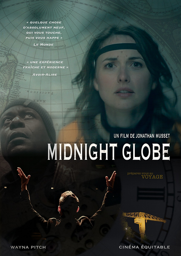 Midnight Globe - Affiche cinema