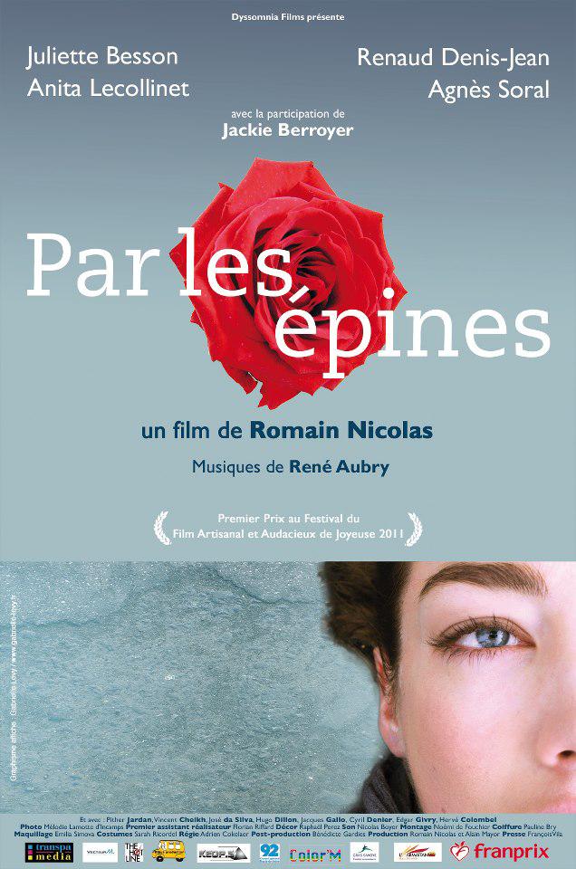 affiche cinema par les epines