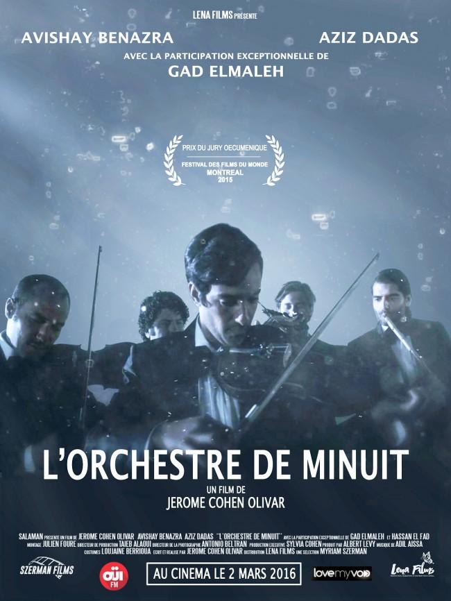 L'ORCHESTRE DE MINUIT, FILM LOVEMYVOD en salles le 2 mars