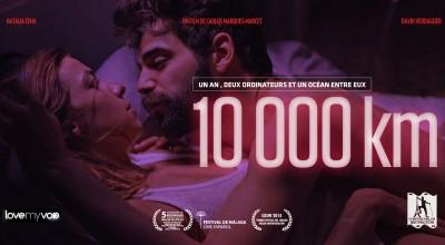 10.000 km (2014) de Carlos Marques-Marcet