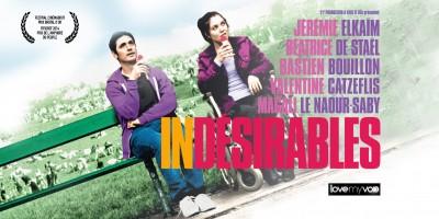 INDÉSIRABLES (2015) de Philippe Barassat