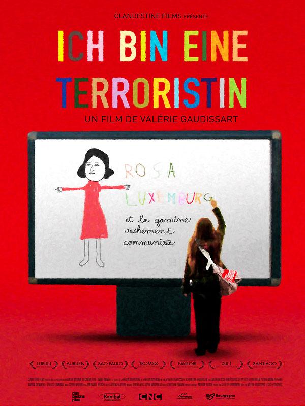 affiche cinema Ich bin eine terroristin