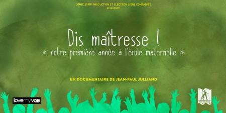 DIS MAÎTRESSE (2014) de Jean-Paul Julliand