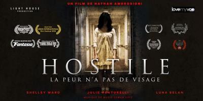 HOSTILE (2015) de Nathan Ambrosioni