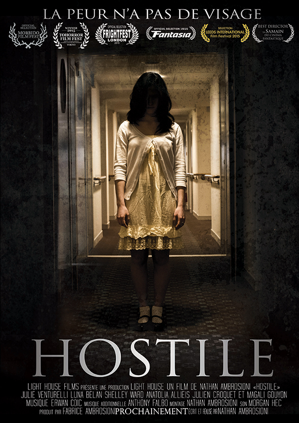 affiche cinema hostile