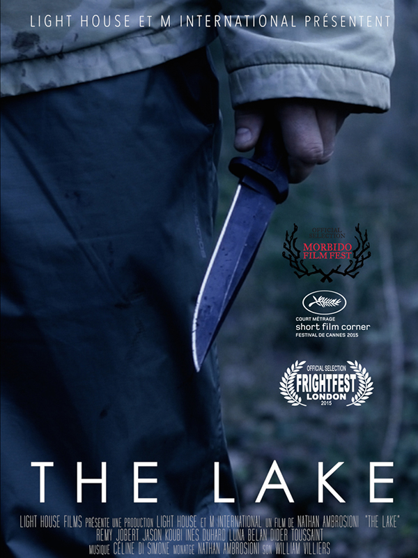 the lake poster cinema
