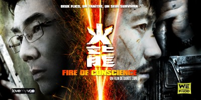 FIRE OF CONSCIENCE (2011) de Dante Lam