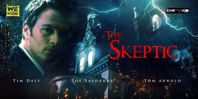 THE SKEPTIC (2011) de Tennyson Bardwell