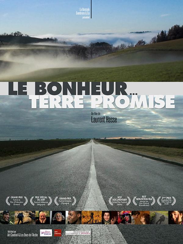affiche cinema le bonheur terre promise