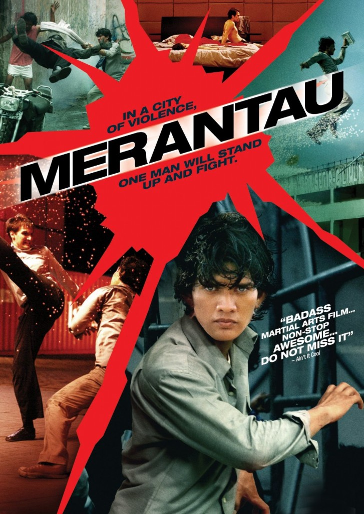 affiche cinema merantau