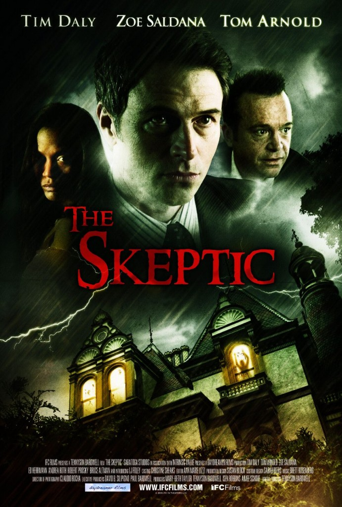 affiche cinema the skeptic
