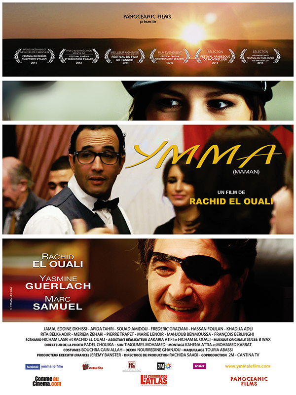 AFFICHE CINEMA YMMA