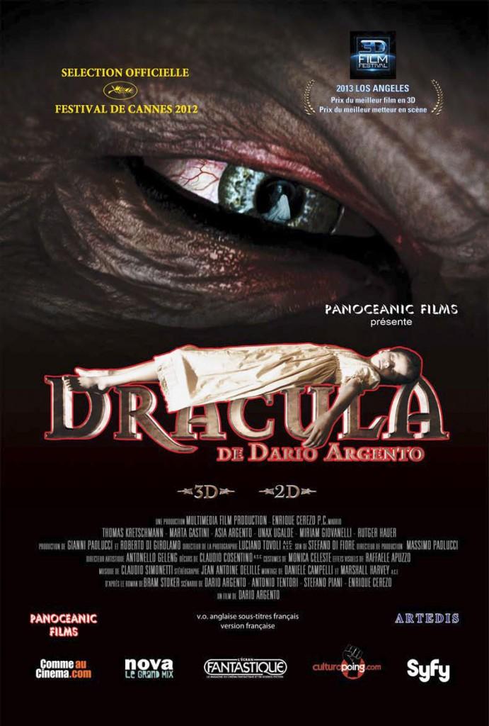 affiche cinema DRACULA