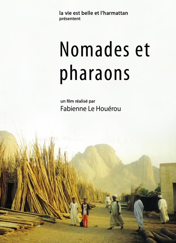 affiche cinema NOMADES ET PHARAONS EGYPE