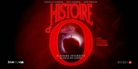 HISTOIRE D'O : PLAISIRS INTERDITS (2013) de Phil Leirness