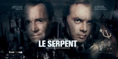 LE SERPENT (1973) de Henri Verneuil