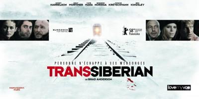 TRANSSIBERIAN (2008) de Brad Anderson