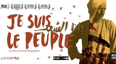 JE SUIS LE PEUPLE (2016) de Anna Roussillon