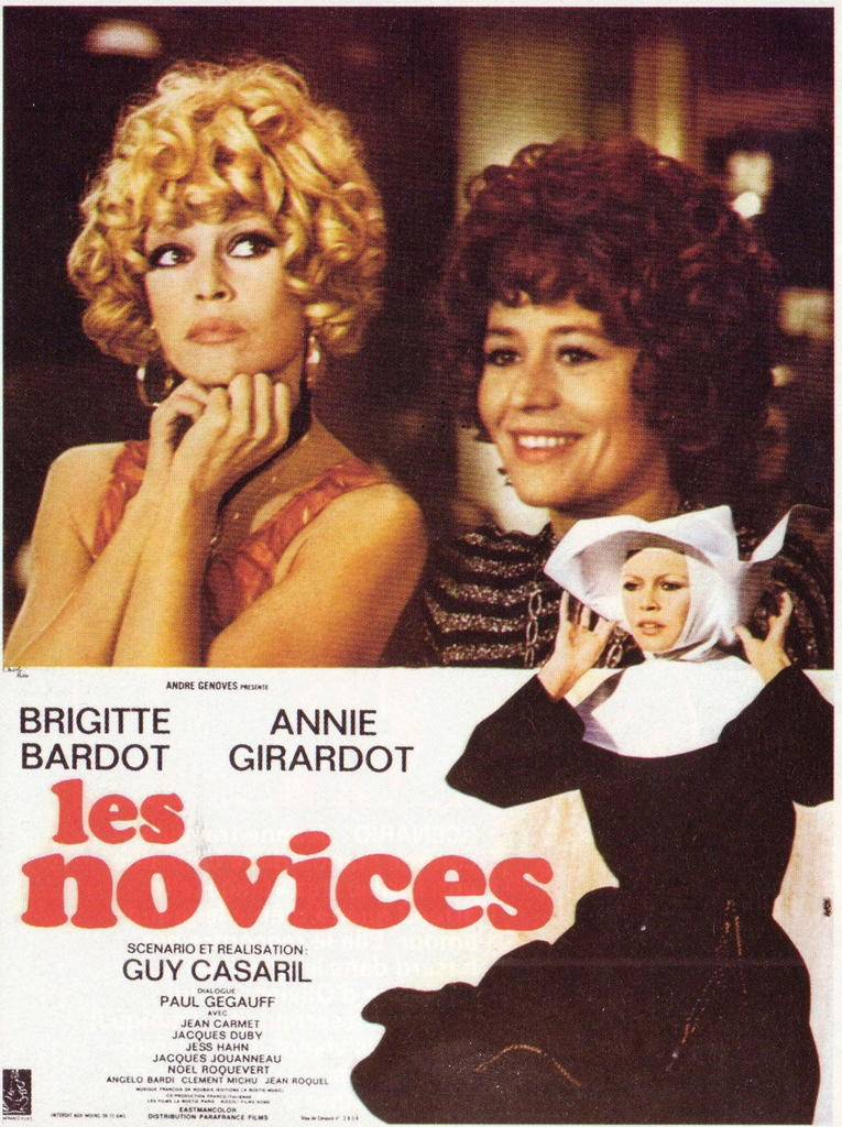 affiche cinema les novices