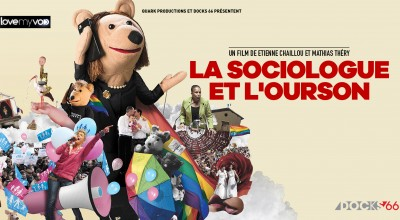 LA SOCIOLOGUE ET L'OURSON (2016) de Etienne Chaillou et Mathias Thery