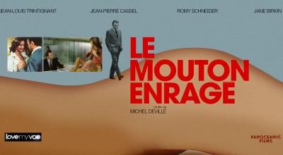 LE MOUTON ENRAGÉ (1974) de Michel Deville