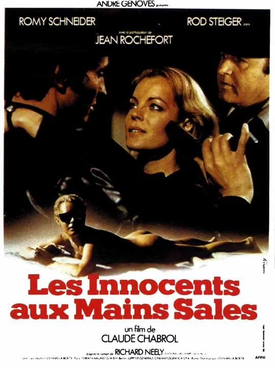 affiche cinema les innocents aux mains sales