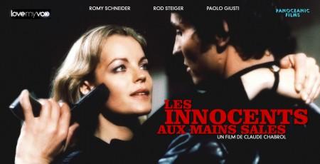 LES INNOCENTS AUX MAINS SALES (1974) de Claude Chabrol