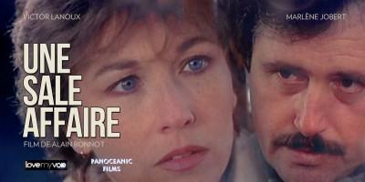 UNE SALE AFFAIRE (1981) de Alain Bonnot