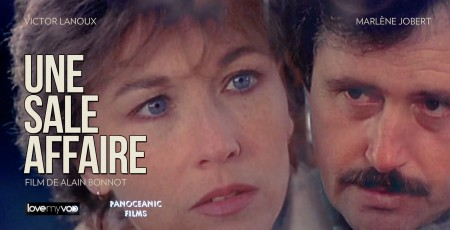 UNE SALE AFFAIRE (1981) de Alain Bonnot