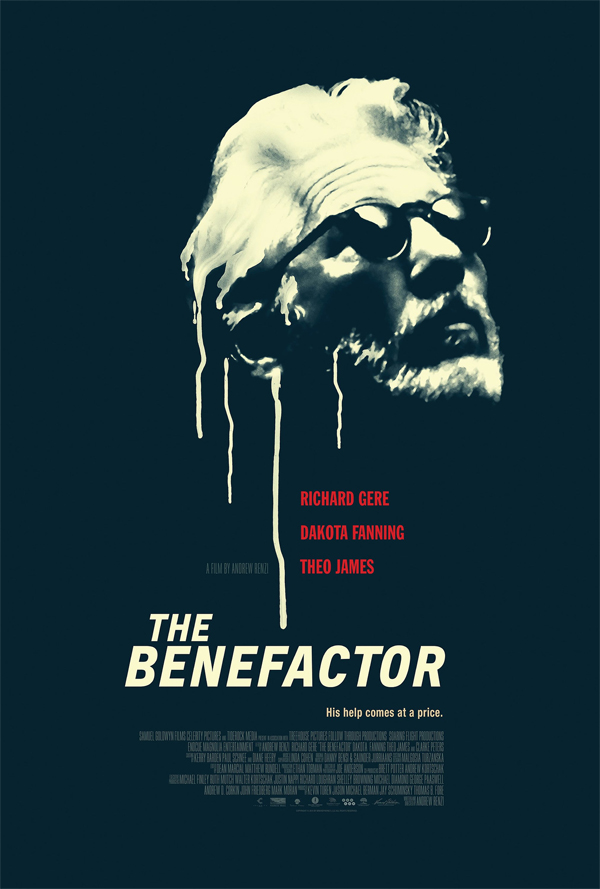 affiche cinema the benefactor intrusion