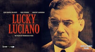 LUCKY LUCIANO (1973) de Francesco Rosi