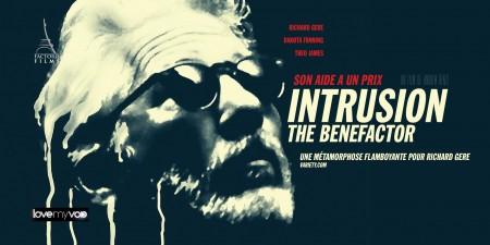 INTRUSION – THE BENEFACTOR «FRANNY» (2015) de Andrew Renzi