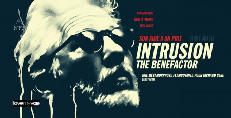INTRUSION – THE BENEFACTOR « FRANNY » (2015) de Andrew Renzi