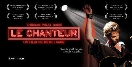 LE CHANTEUR (2016) de Rémi Lange
