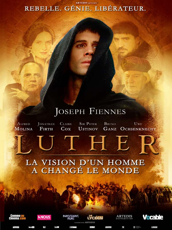 affiche cinema luther