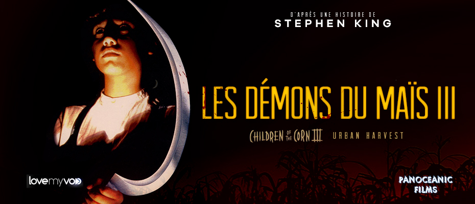 LES DEMONS DU MAÏS 3 CHILDREN OF THE CORN III (2013) de James D.R. Hickox