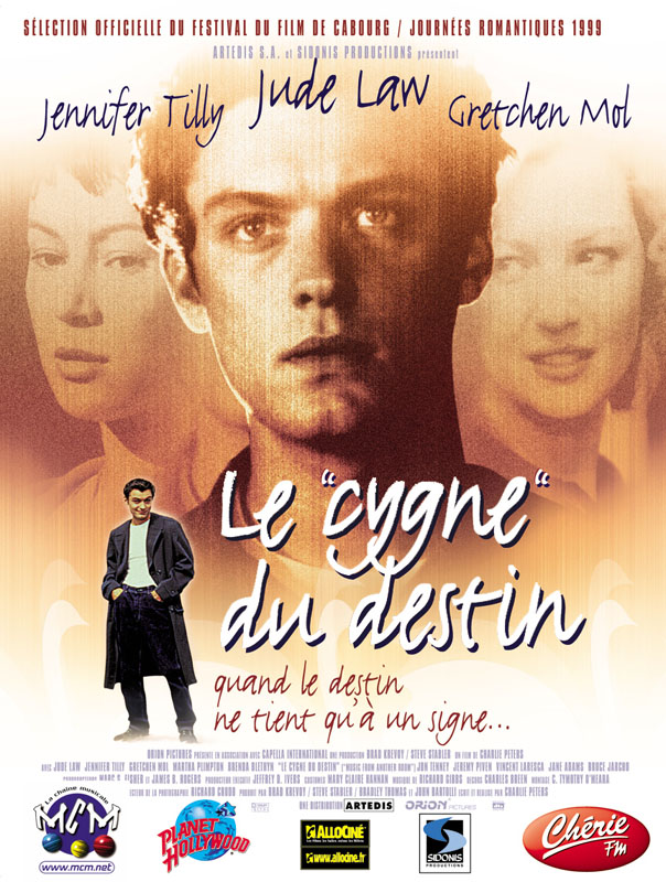 affiche cinema CYGNE DU DESTIN