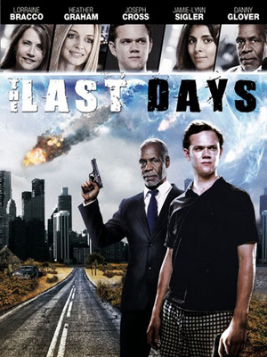 affiche cinema the last days le messie