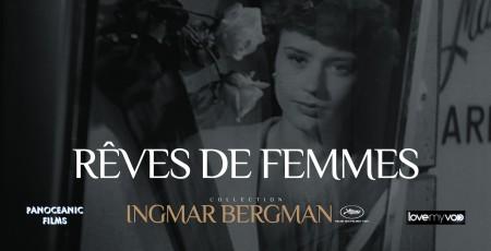 REVES DE FEMMES (1955) de Ingmar Bergman