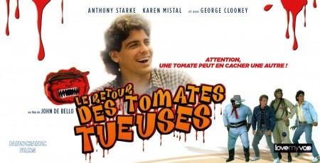 LE RETOUR DES TOMATES TUEUSES (1988) de John De Bello