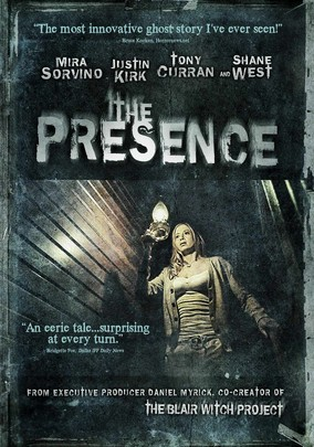 affiche cinema the presence